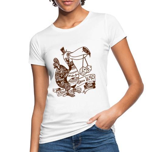 Dronte - Frauen Bio-T-Shirt