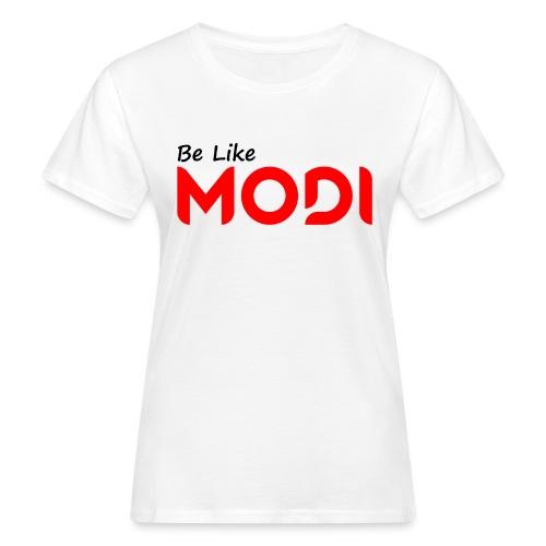 Be Like MoDi - Ekologiczna koszulka damska