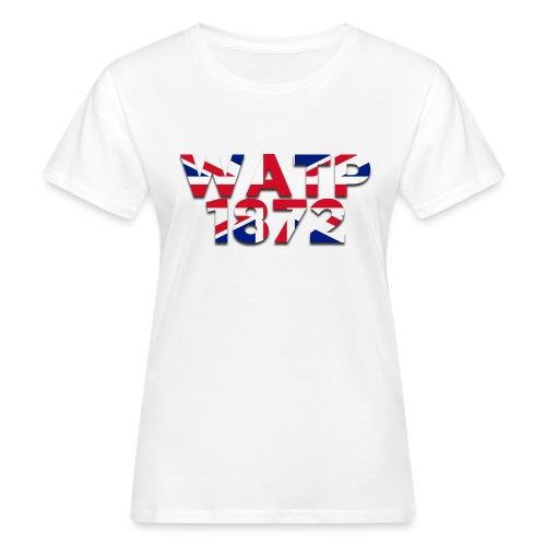 WATP 1872 - Women's Organic T-Shirt