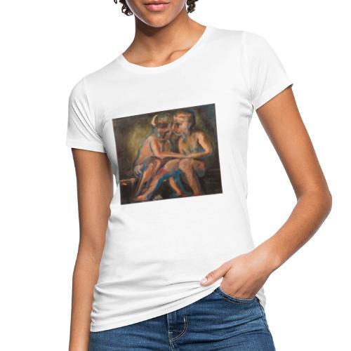 Gli Angeli - T-shirt ecologica da donna