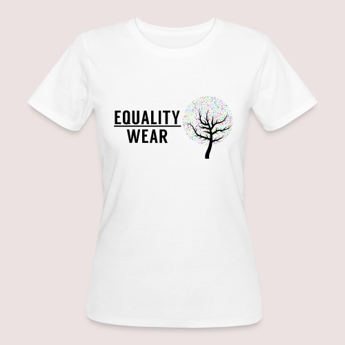 Musical Equality Edition - Women's Organic T-Shirt