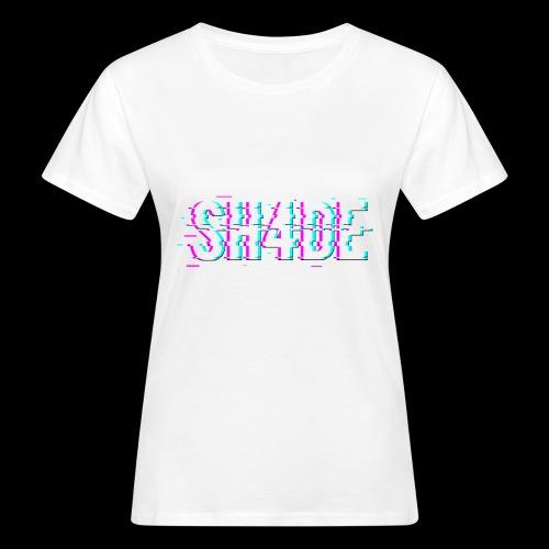 SH4DE. - Women's Organic T-Shirt