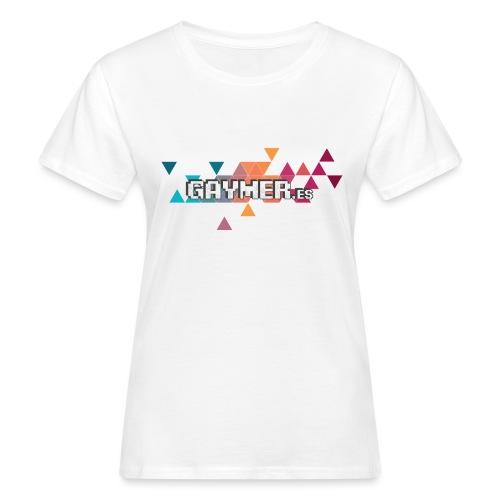 Logo Gaymer.es - Camiseta ecológica mujer