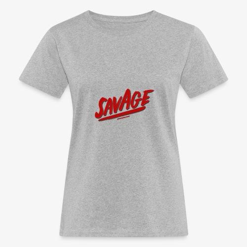 savagjonssongang - Ekologisk T-shirt dam