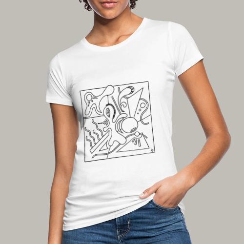 Earth - T-shirt bio Femme
