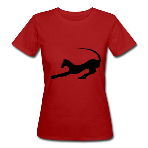 Silluett 2 - Ekologisk T-shirt dam