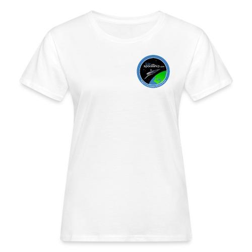 WASP Siegel RP final Kopie png - Frauen Bio-T-Shirt