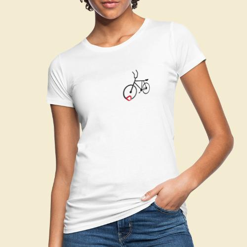 Radball | Cycle Ball Polo black - Frauen Bio-T-Shirt