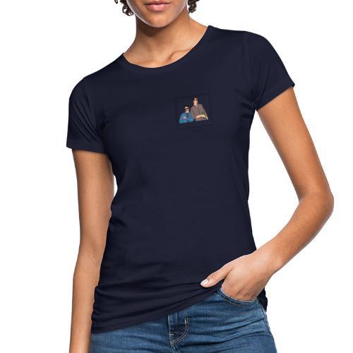 f126 cb - T-shirt ecologica da donna