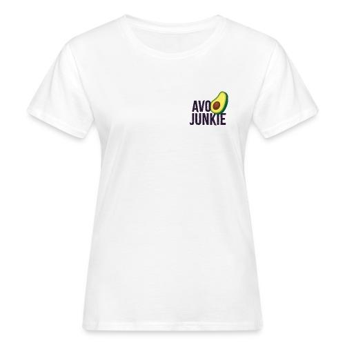 AVO JUNKIE - Frauen Bio-T-Shirt