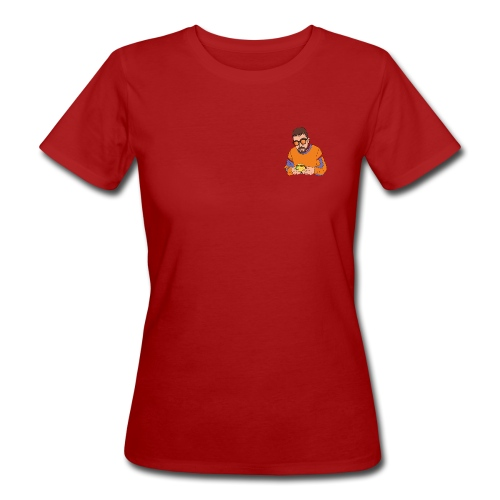 co_hamburger - T-shirt ecologica da donna