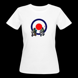 Mods - Women's Organic T-shirt