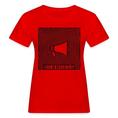 Et rop - Økologisk T-skjorte for kvinner