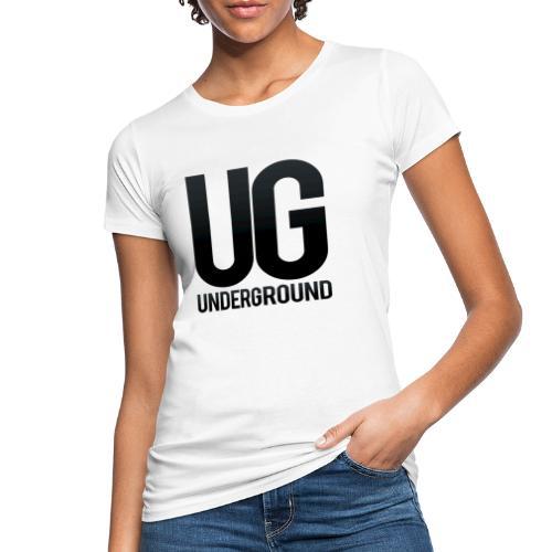 UG underground - Women's Organic T-Shirt
