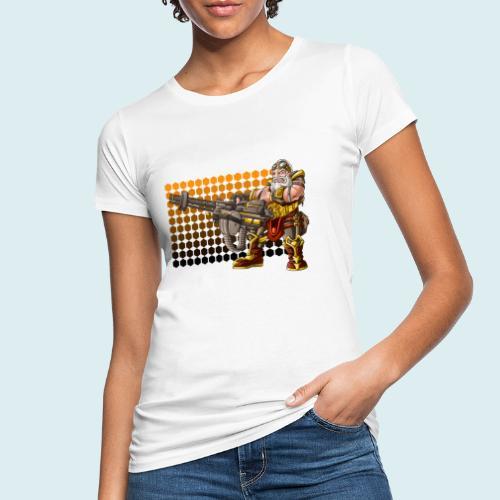 rage dwarf - T-shirt ecologica da donna