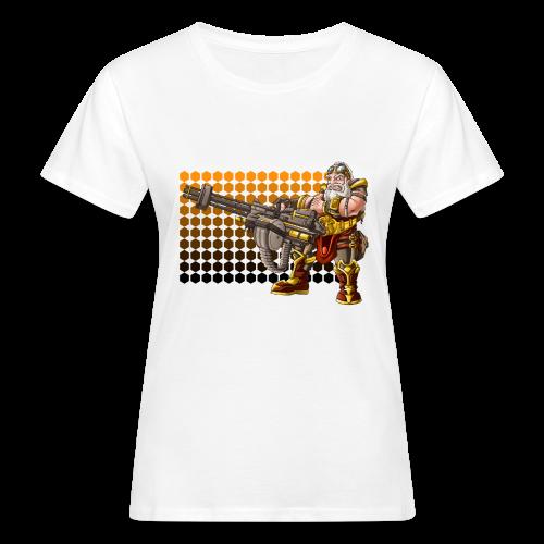 rage dwarf final 2 - T-shirt ecologica da donna