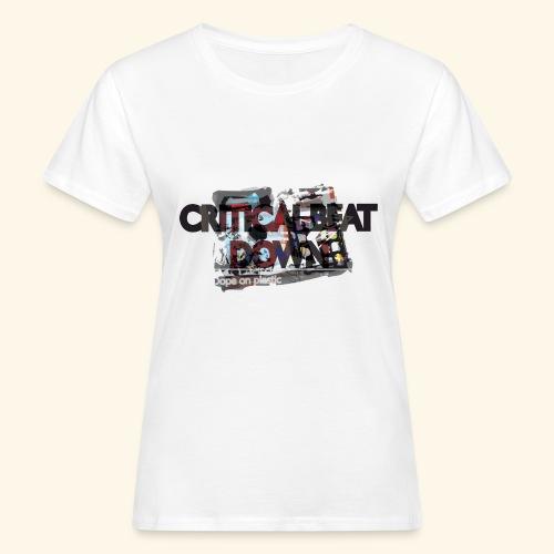 Critical - T-shirt bio Femme