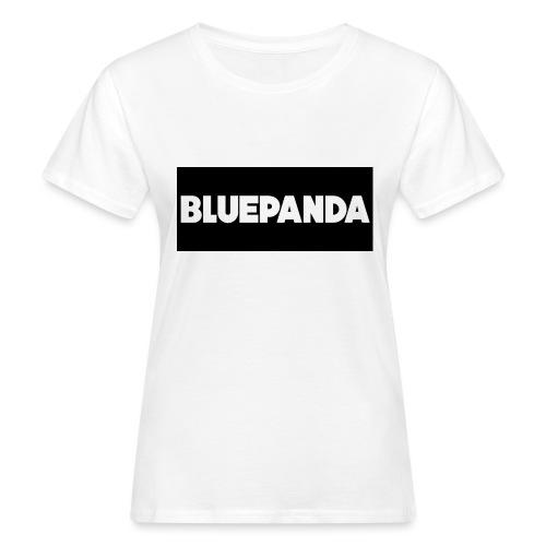 BLUE PANDA - Women's Organic T-Shirt