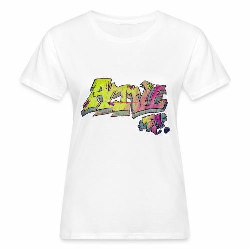 ALIVE TM Collab - Women's Organic T-Shirt