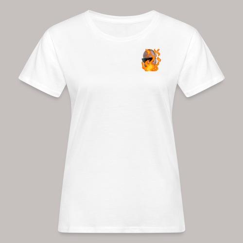 RowdyFabs brennt - Frauen Bio-T-Shirt