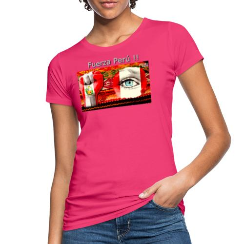 Telar Fuerza Peru I - Women's Organic T-Shirt