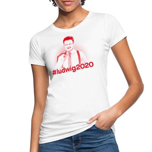 Ludwig 2020 Illustration - Frauen Bio-T-Shirt