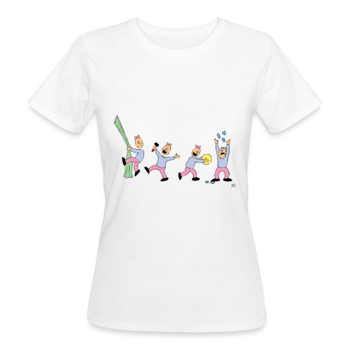 toern babybody - Økologisk T-skjorte for kvinner