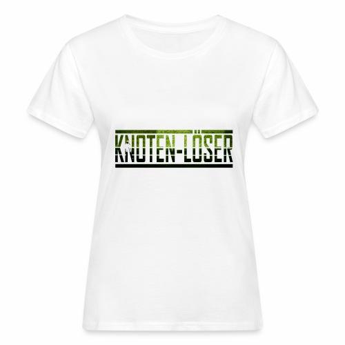 KNOTEN-LÖSER - Vrouwen Bio-T-shirt