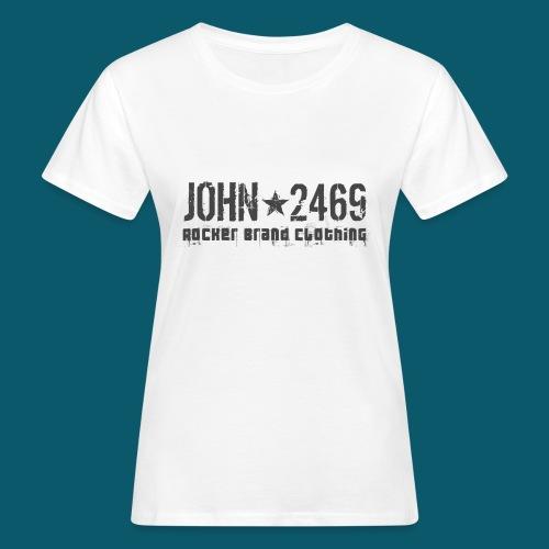 JOHN2469 prova per spread - T-shirt ecologica da donna