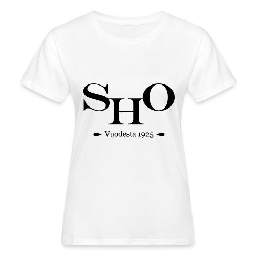 SHO - Naisten luonnonmukainen t-paita