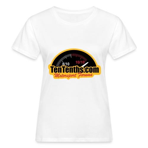 3Colour_Logo - Women's Organic T-Shirt
