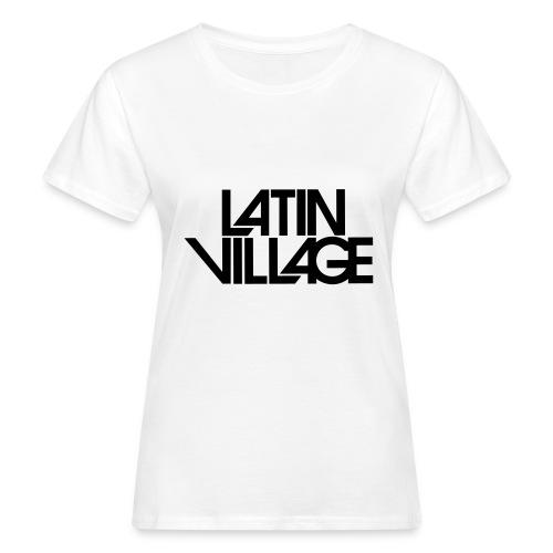 Logo Latin Village 30 - Vrouwen Bio-T-shirt