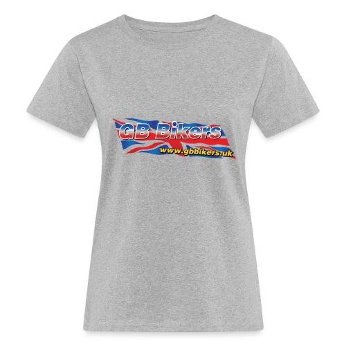GB Bikers - Women's Organic T-Shirt