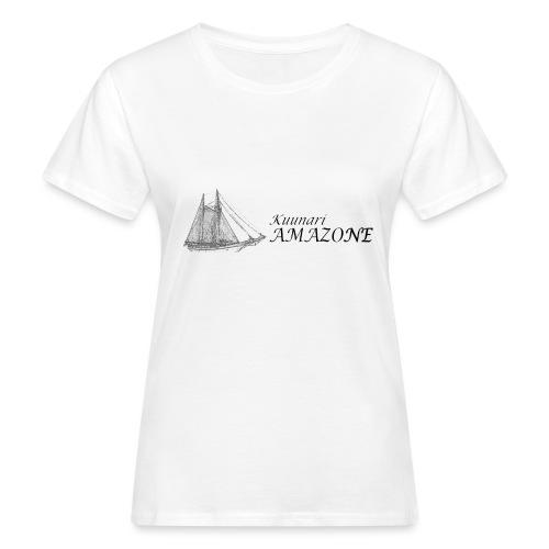 vessel-png - Naisten luonnonmukainen t-paita