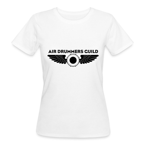 ADG Drum'n'Wings Emblem - Women's Organic T-Shirt
