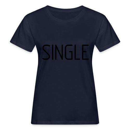 Single - Frauen Bio-T-Shirt