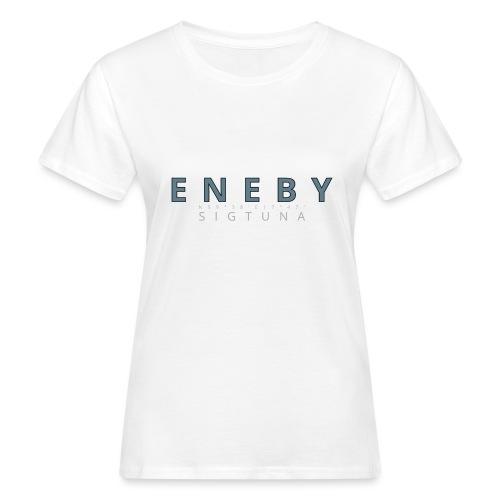 Eneby Sigtuna logo - Ekologisk T-shirt dam