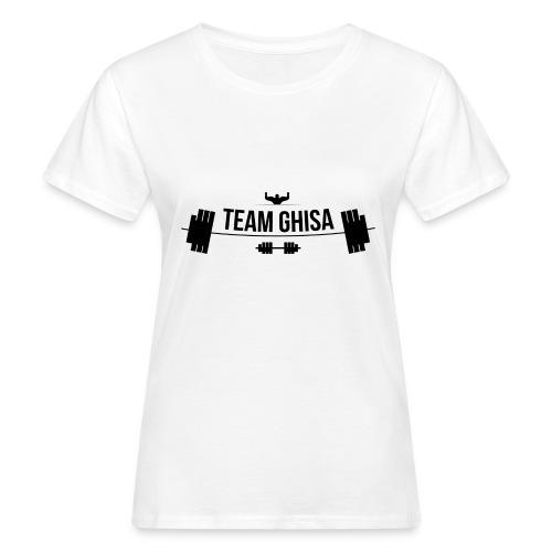 TEAMGHISALOGO - T-shirt ecologica da donna