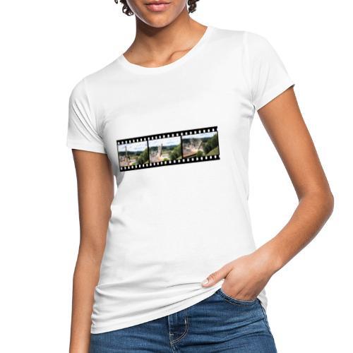 WanderKaminFall - Frauen Bio-T-Shirt