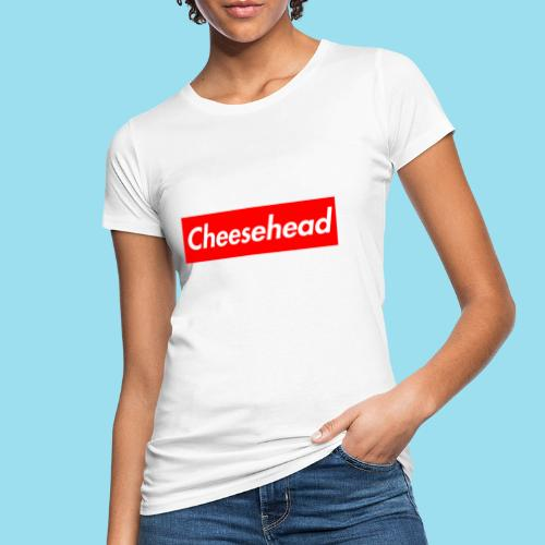 CHEESEHEAD Supmeme - Frauen Bio-T-Shirt