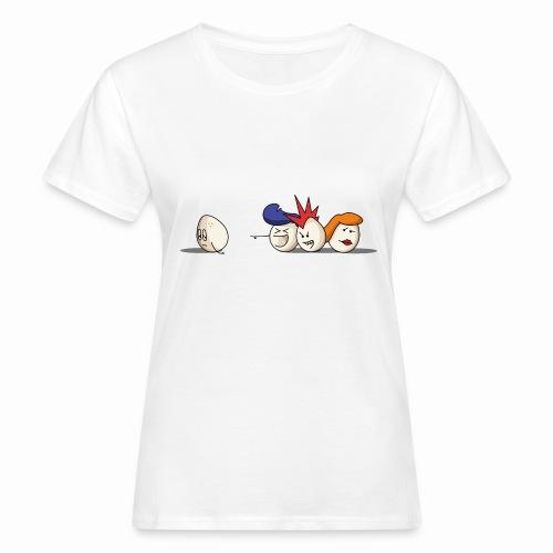 Bald Eggs - T-shirt bio Femme