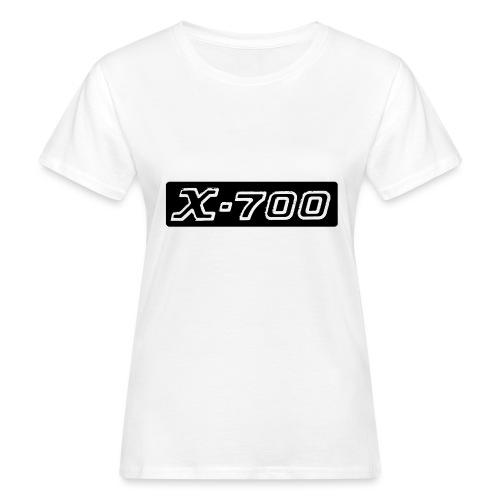 Minolta X-700 - T-shirt ecologica da donna