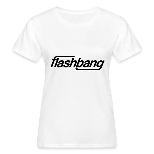 FlashBang Enkel - 100kr Donation - Ekologisk T-shirt dam
