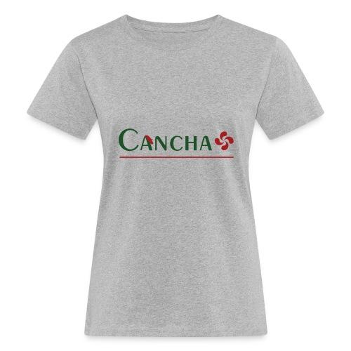 Cancha - T-shirt bio Femme