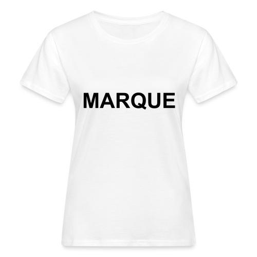 MARQUE - T-shirt bio Femme
