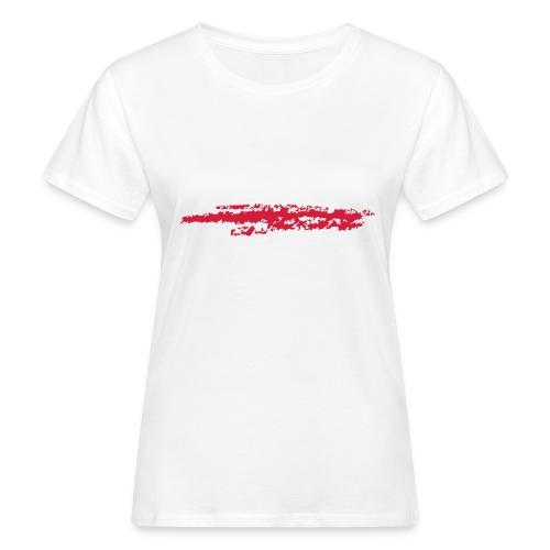 Linie_03 - Frauen Bio-T-Shirt
