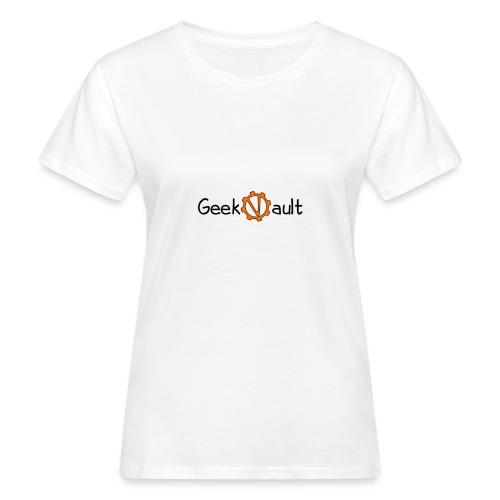 Geek Vault Tee - Women's Organic T-Shirt