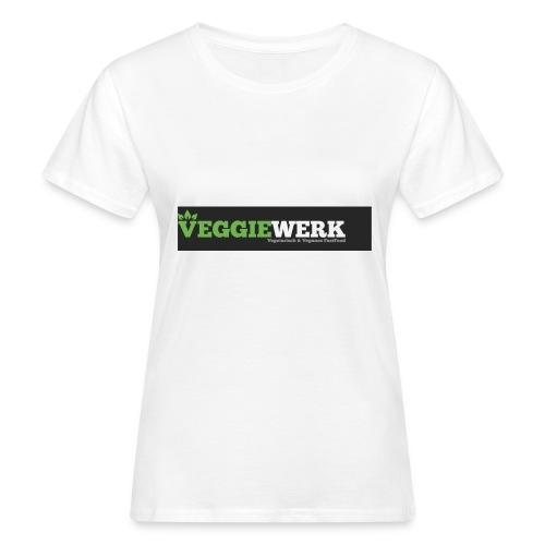 VEGGIEWERK 2 0WEIS - Frauen Bio-T-Shirt