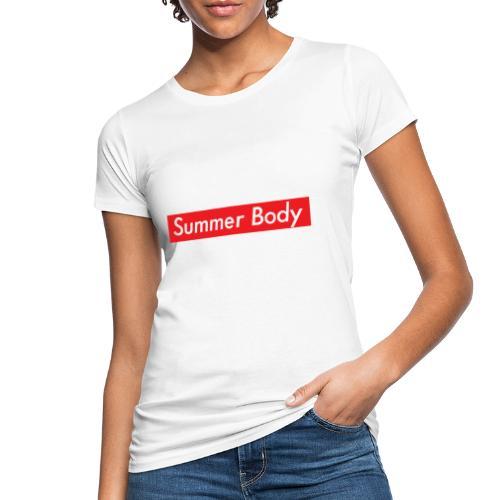Summer Body - T-shirt bio Femme