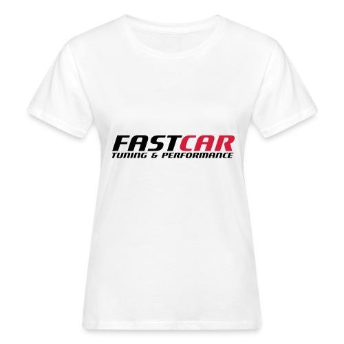 fastcar-eps - Ekologisk T-shirt dam